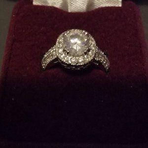 Silver ring sz6